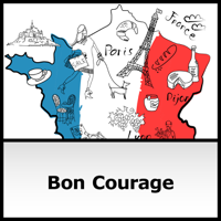 Bon Courage - Französisch podcast