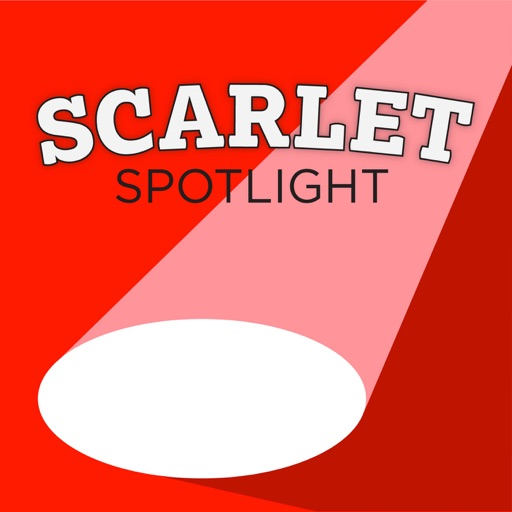 Cover image of The Scarlet Spotlight