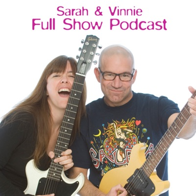 Sarah and Vinnie Full Show:Radio.com