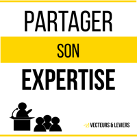 Partager son expertise podcast