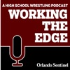Working The Edge: High School Wrestling in Florida artwork