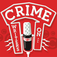Podcast cover art for Crime Writers On...True Crime Review
