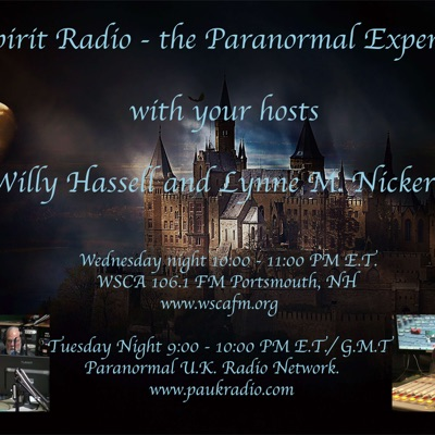 Spirit Radio - the Paranormal Experience 11-27-19 Al Santariga