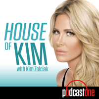 Podcast cover art for House of Kim with Kim Zolciak