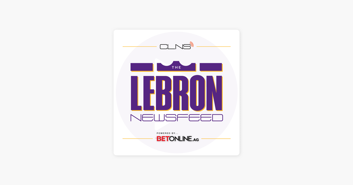 LeBronfeed su Apple Podcasts