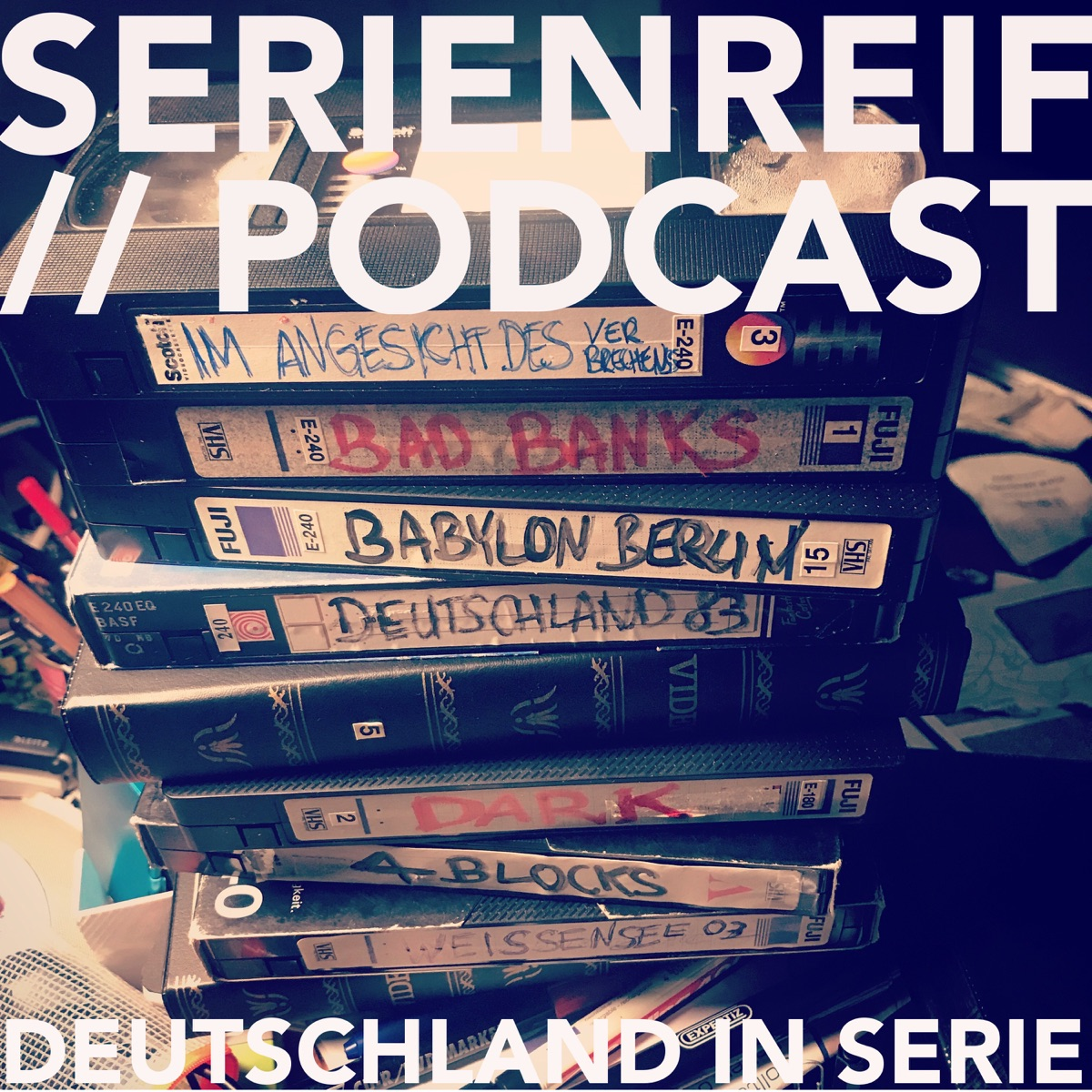 Serienreif-Podcast