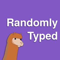 Randomly Typed podcast
