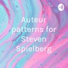 Auteur patterns for Steven Spielberg artwork