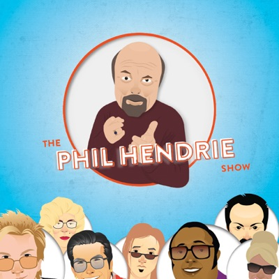 The World of Phil Hendrie:Phil Hendrie