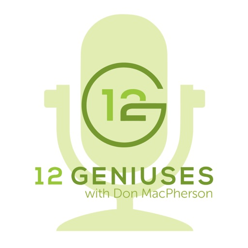 Cover image of 12 Geniuses Podcast