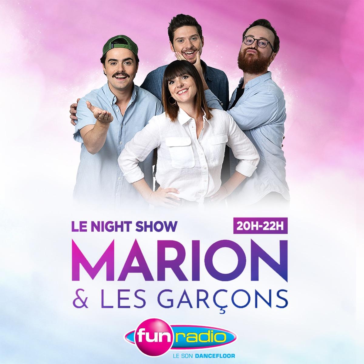 Marion et les garçons - le Night-Show