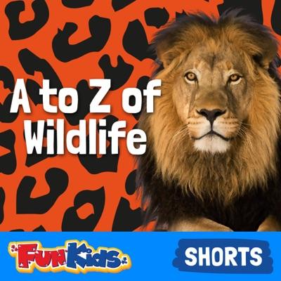 A to Z of Wildlife for Kids:Fun Kids