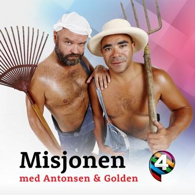 Misjonen med Antonsen og Golden:P4-gruppen