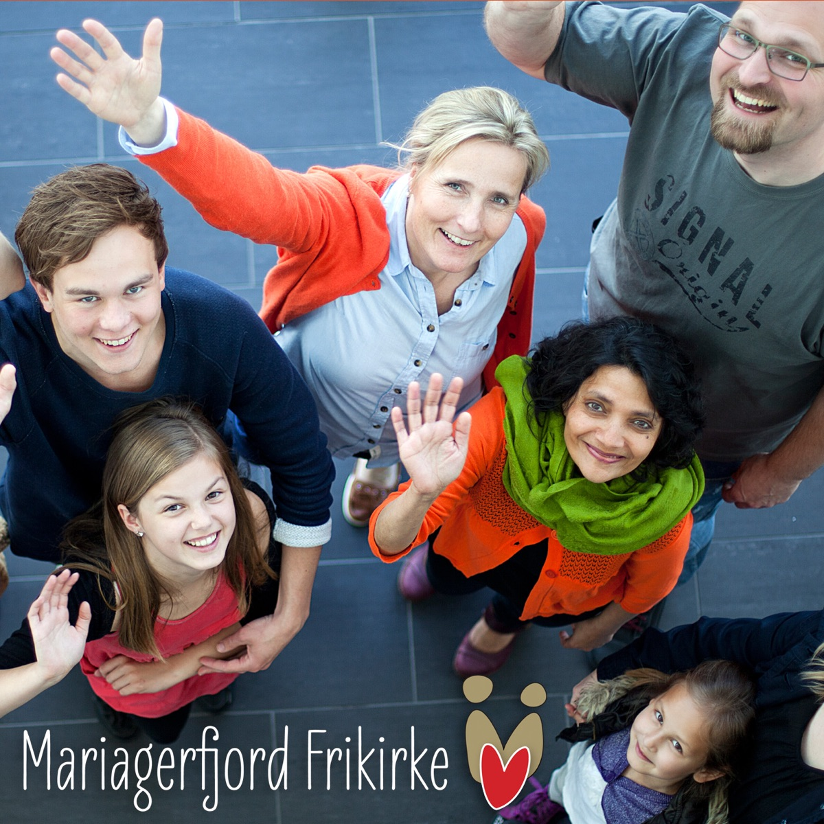 Mariagerfjord Frikirkes Podcast