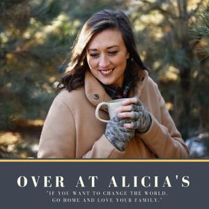 Over at Alicia's