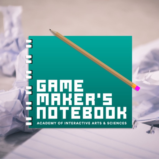 Cover image of The AIAS Game Maker's Notebook