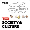 TED Talks Society and Culture artwork