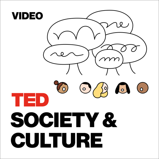 Cover image of TED Talks Society and Culture
