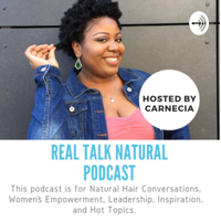 Real Talk Natural podcast