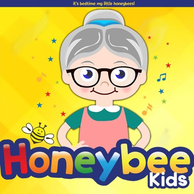 Honeybee Kids - Bedtime Stories:Mrs. Honeybee