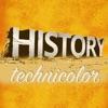 History in Technicolor artwork