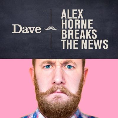 Alex Horne Breaks the News:Dave