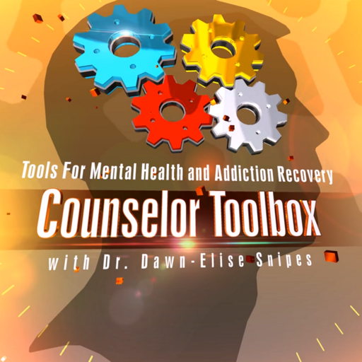 Cover image of Counselor Toolbox Podcast- Addiction, Counseling, and Mental Health Continuing Education | Recovery | Relationships | Clinica