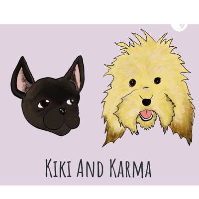 Kiki And Karma: A Podcast About Our Dogs:Brian Turner & Jessica Carmody