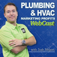 Plumbing Marketing Podcast - Tips, Ideas & Strategies for Marketing your Plumbing Company Online podcast