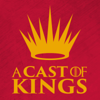 Podcast cover art for A Cast of Kings - A Game of Thrones Podcast