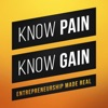Know Pain, Know Gain artwork