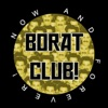 Borat Club artwork