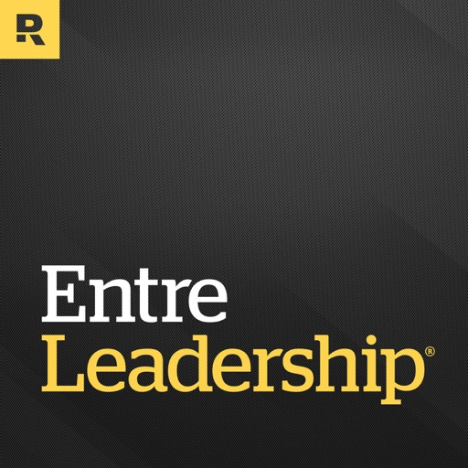 Cover image of The EntreLeadership Podcast