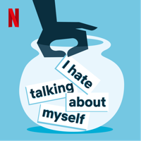 Podcast cover art for I Hate Talking About Myself