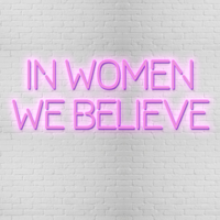 In Women We Believe podcast