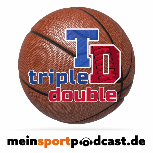 Triple Double – NBA Basketball Podcast – meinsportpodcast.de