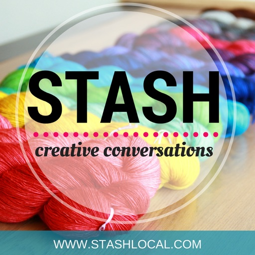 Cover image of Stash   Creative Conversations with Makers & Doers