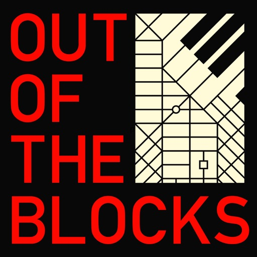 Cover image of Out of the Blocks