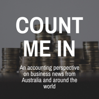 Count me in: An accounting perspective on business news podcast