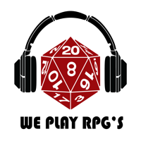 We Play RPGs podcast