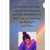 Evie Talks! podcast