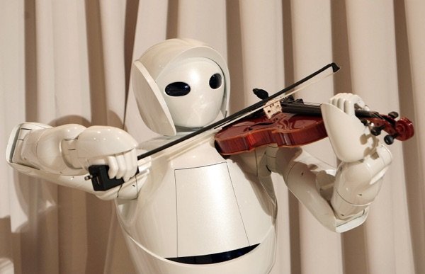 Tech news read by AI