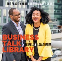Business Talk Library podcast