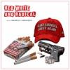 Red, White and Radical artwork