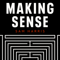 Podcast cover art for Making Sense with Sam Harris