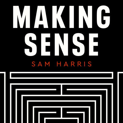 Cover image of Making Sense with Sam Harris