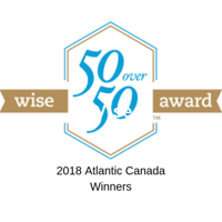 Wise: 50 Over 50 Awards - 2018 Atlantic Canada Edition podcast