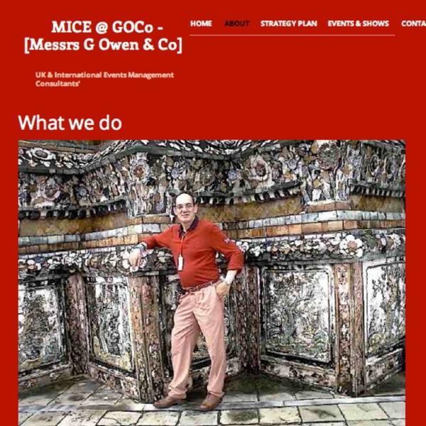 iGOCo + iGO + iGO eBooks + Messrs G Owen & Co Podcasts