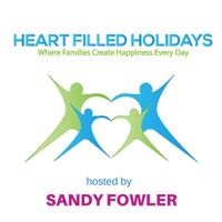 Heart Filled Holidays podcast