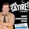 Hail Satire! with Vic Shuttee artwork